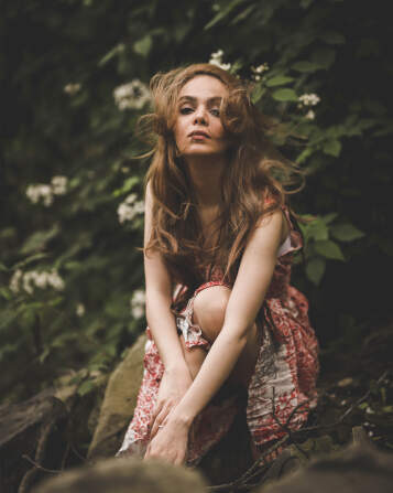 Sommerkleid tention